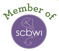 Member of the Society of CHildren's Book Writers and Illustrators Badge